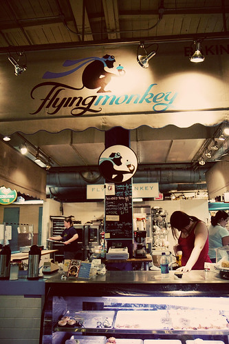 Flying Monkey Patisserie