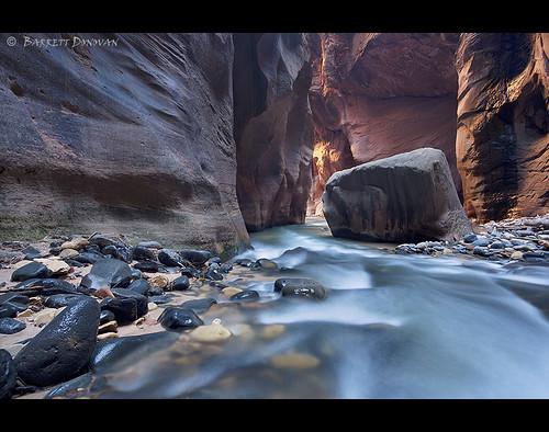 Path of Light, Zion