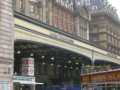 Picture of Victoria Station