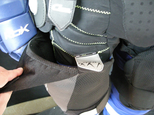 Sock Tab