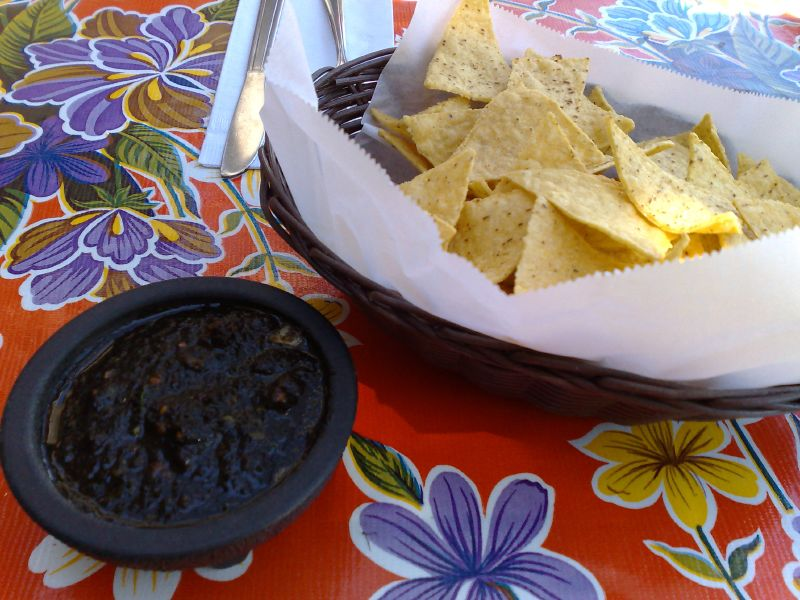 Taco Jane's Tortilla chips