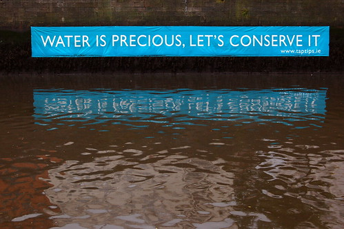 Water is precious, lets conserve it