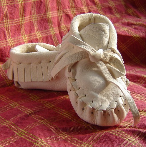 White Shoe 1