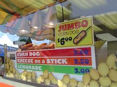JUMBO Corn Dogs