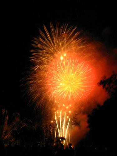 Celebrations of Light Finale 2007