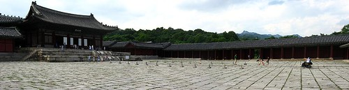 Main Courtyard, Changgyeonggung Palace