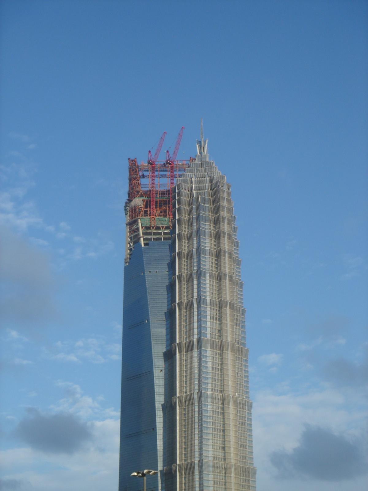 Shanghai World Financial Center 1 614 Ft 492 M 101