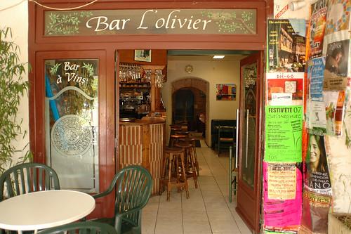 Olive-Bar