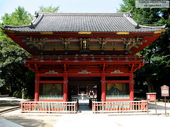 "Nezu shrine <a style=""margin-left:10px; font-size:0.8em;"" href=""http://www.flickr.com/photos/24828582@N00/1354040454/"" target=""_blank"">@flickr</a>"