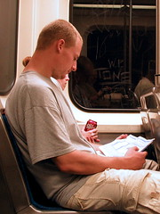 Cute guy on the El (highstrungloner) Tags: philadelphia subway blueline westphiladelphia pennsylvania el philly westphilly universitycity ucity philadelphiapa philadelphiapennsylvania phillyist marketfrankfordelevated
