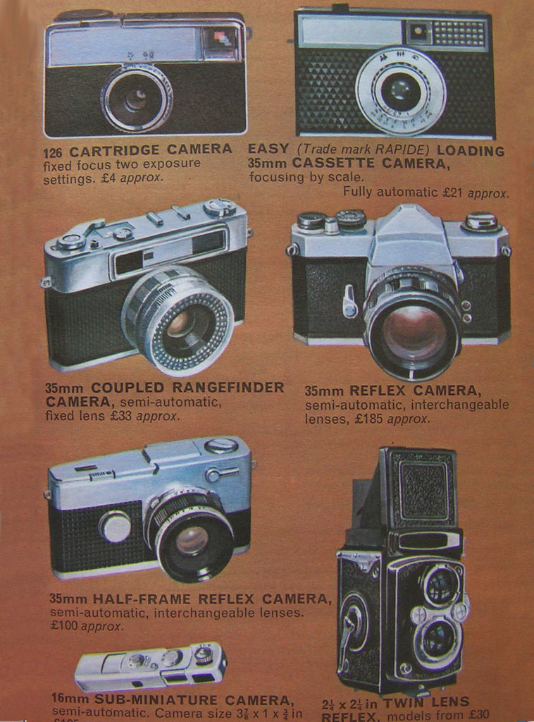 ladybird 'the camera' - cameras