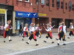 Morris Dancing, Bolton, 001