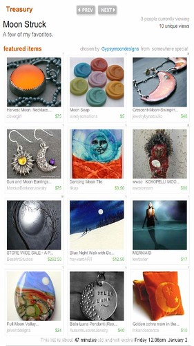 Gypsymoondesigns treasury