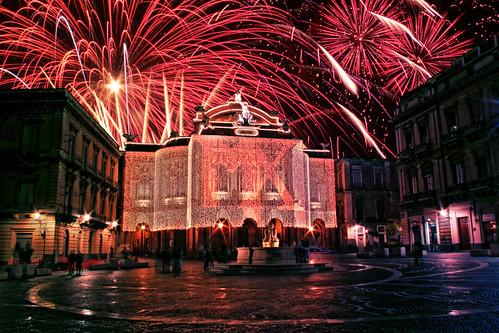 HDR - Catania, Piazza Teatro Massimo