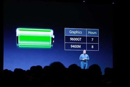 Mac Book Pro 17 Batería