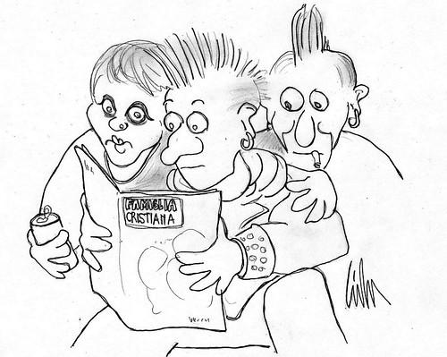 Famiglia Cristiana, un giornale eversivo