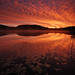 Sunrise, Gull River by Peter Bowers