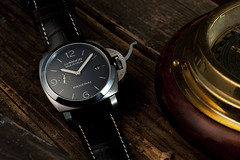 PAM351 Luminor Marina 1950 3 Days Automatic (martin wilmsen) Tags: jewellery timepiece wristwatch panerai officinepanerai luminormarina pam351