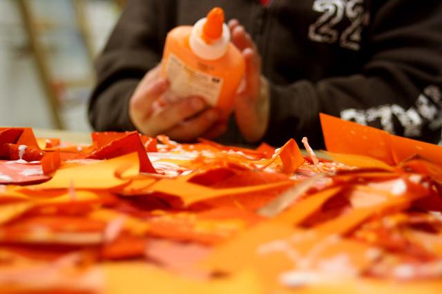 pumpkins at preschool - 4