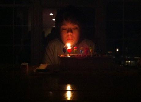 Max turns 12