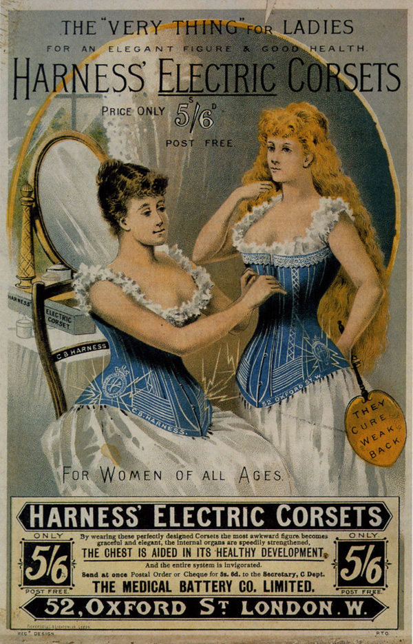 electric corsets