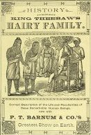Barnum Hairy Family