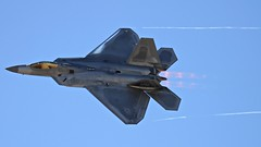 F-22 Raptor (Jonrc) Tags: blue canon angels warbirds fortworth allianceairshow rubyphotographer airshowjets
