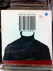 Dave Davies record cover