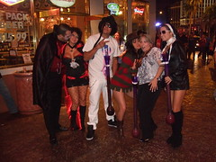Vegas 2010, Halloween - 10 (demartinyh) Tags: fujif40
