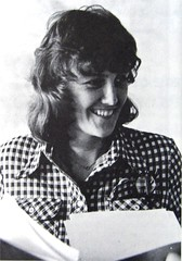 Elaine Noble 1974 campaign photo