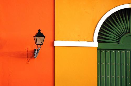door in San Juan