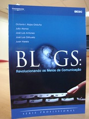 Libro Blogs en portugués
