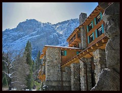 The Ahwahnee - by Jim