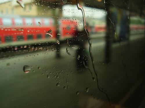 Travelling Raindrops