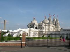 Hindu temple, Neasden - 1