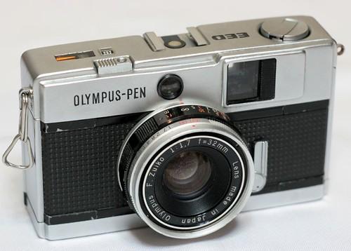 Olympus PEN-EED Camera