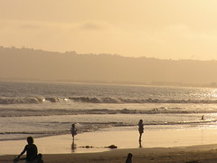 P1010073 (Mr. Ku) Tags: sunset beach waves sandiego 4thofjuly coronado coronadoshores