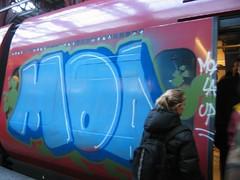 Piece og MOA (Sakena) Tags: signs streetart poster graffiti moa yourfavorites canonixus50