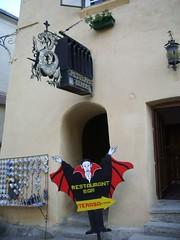 Sighisoara - Dracula's birthplace