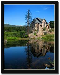 Chapel On The Rock Framed - by StuffEyeSee