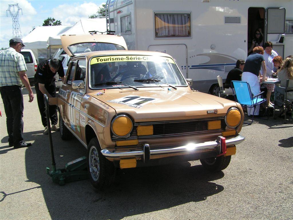 20070624 GP de lAge dOr Dijon 21 138 Simca 1100 go back