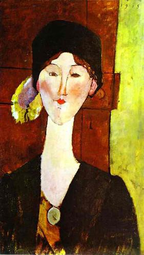 部落格  Modigliani & Picasso