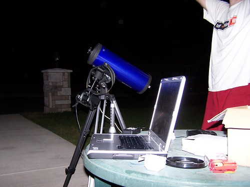 My typical observing setup