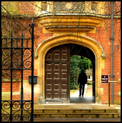 Cambridge colleges: Ridley (Sir Cam) Tags: cambridge england college university ridleyhall aplusphoto