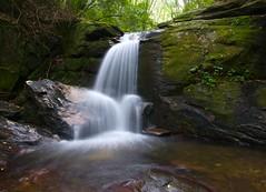 Georgia Waterfall (almassengale) Tags: longexposure georgia waterfall sony appalachia whitecounty sonya100 sonyalpha shieldofexcellence stoatinshot carlzeiss1680 aweosme
