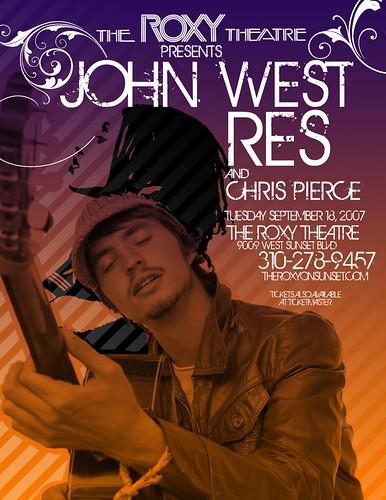 John West & Res/Chris Pierce