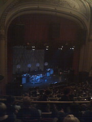 Arctic Monkeys at the Warfield