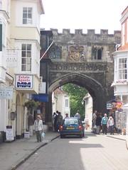 High Street, Salisbury (crwilliams) Tags: street salisbury wiltshire date:year=2007 date:month=june date:day=19 date:wday=tuesday date:hour=11