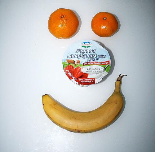 Allgäuer Landjoghurt, Mandarinen & Banane