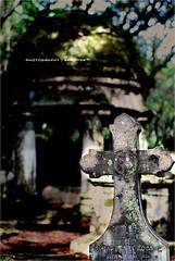 Protestant Cemetery (κεηηγsκ™) Tags: cemetery cross tombstone gravestone penang protestant
